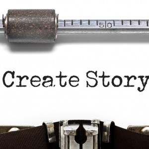 Create Story Typewriter