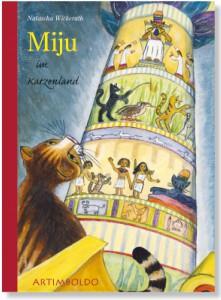 Cover Miju im Katzenland d